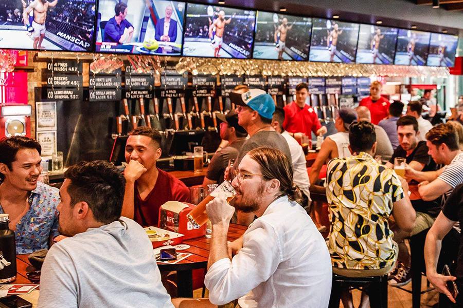 Best Bars in Brisbane WingHAÜS Edward Street