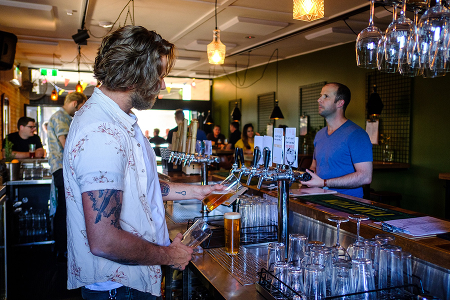 Best Bars in Brisbane The Woods