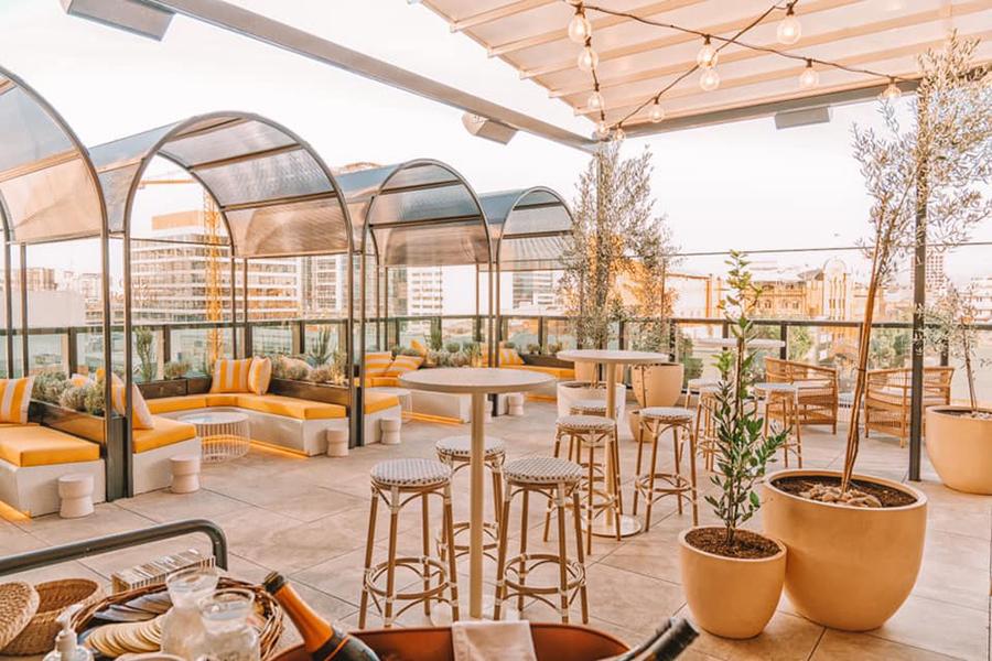 Best Bars in Brisbane Altitude