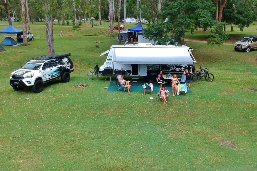 Beste Campingplätze in der Nähe von Brisbane Bigriggen Park