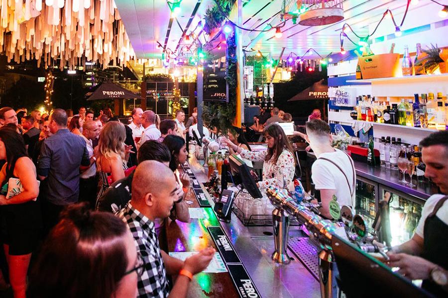 Beste Pubs in Brisbane Das Fox Hotel