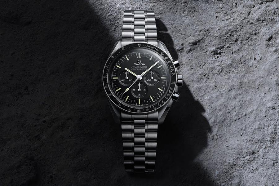 Die legendäre Speedmaster Moonwatch-Kollektion von OMEGA erhält ein Master-Chronometer-Upgrade