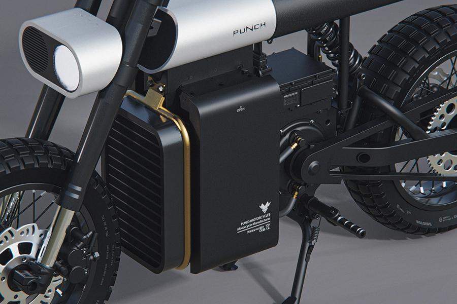 Schlag Urban Electric Bike Motor