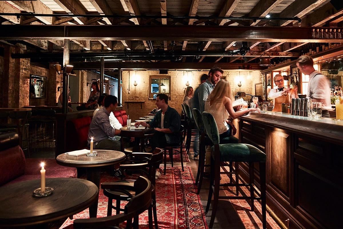 Beste Paddington Bars, um das Nachtleben von Charlie Parker zu erkunden