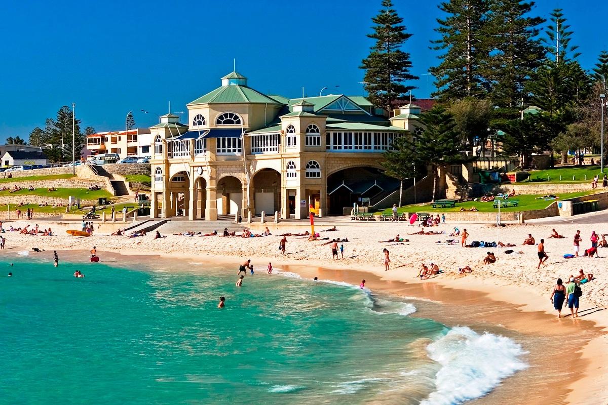 Die besten Strände von Perth, um diesen Sommer Cottesloe Beach zu besuchen