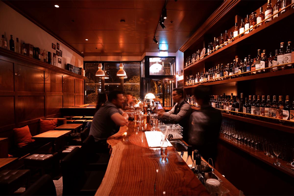 Die Elysian Whisky Bar