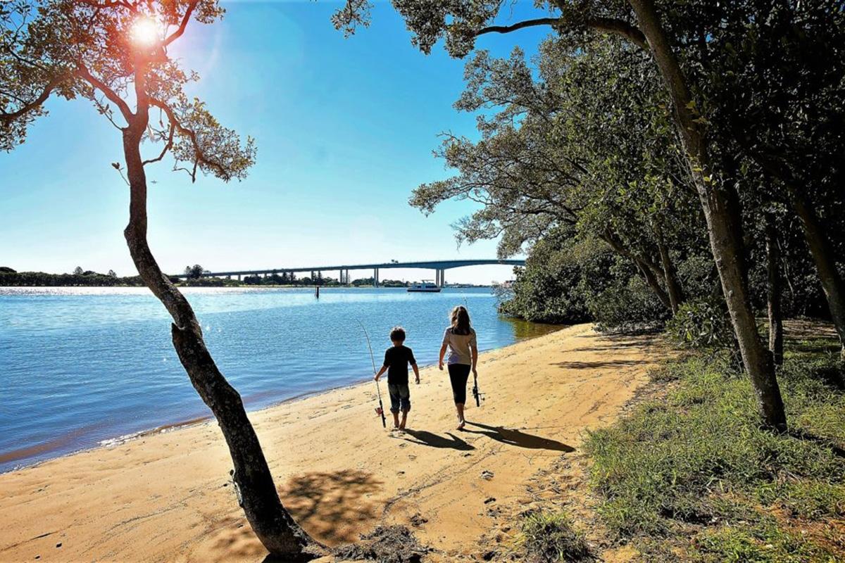 Beste Angelplätze im Brisbane Colmslie Recreation Reserve