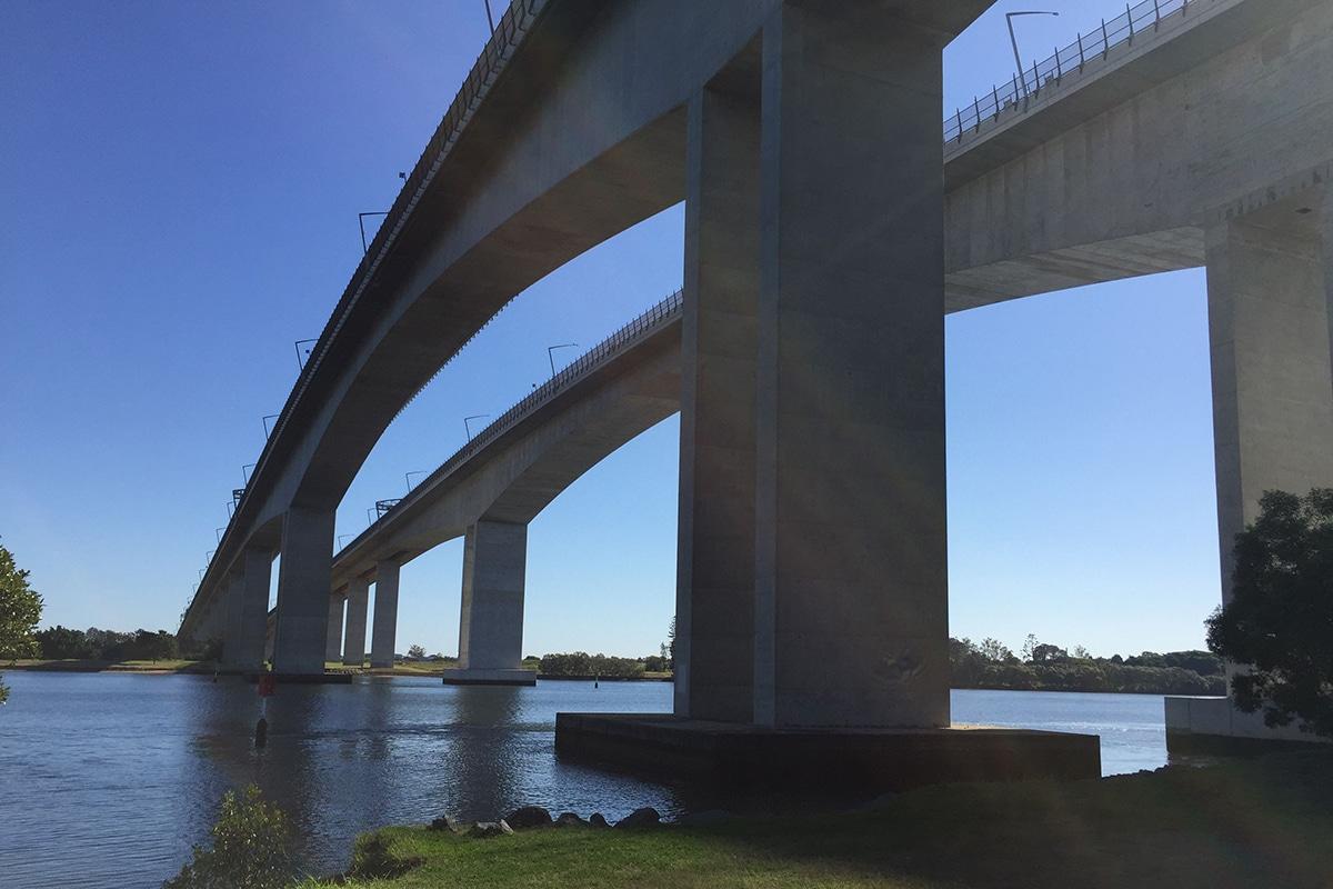 Beste Angelplätze in Brisbane Gateway Bridge