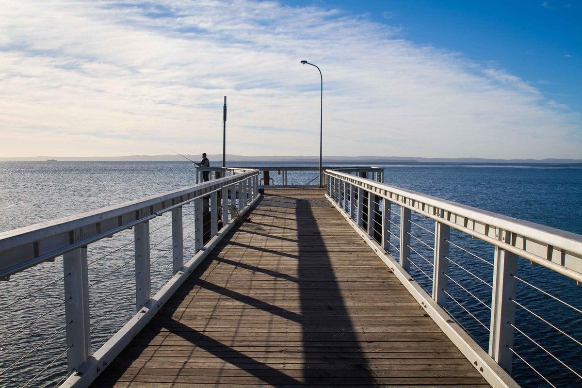 Beste Angelplätze in Brisbane Wellington Point Jetty