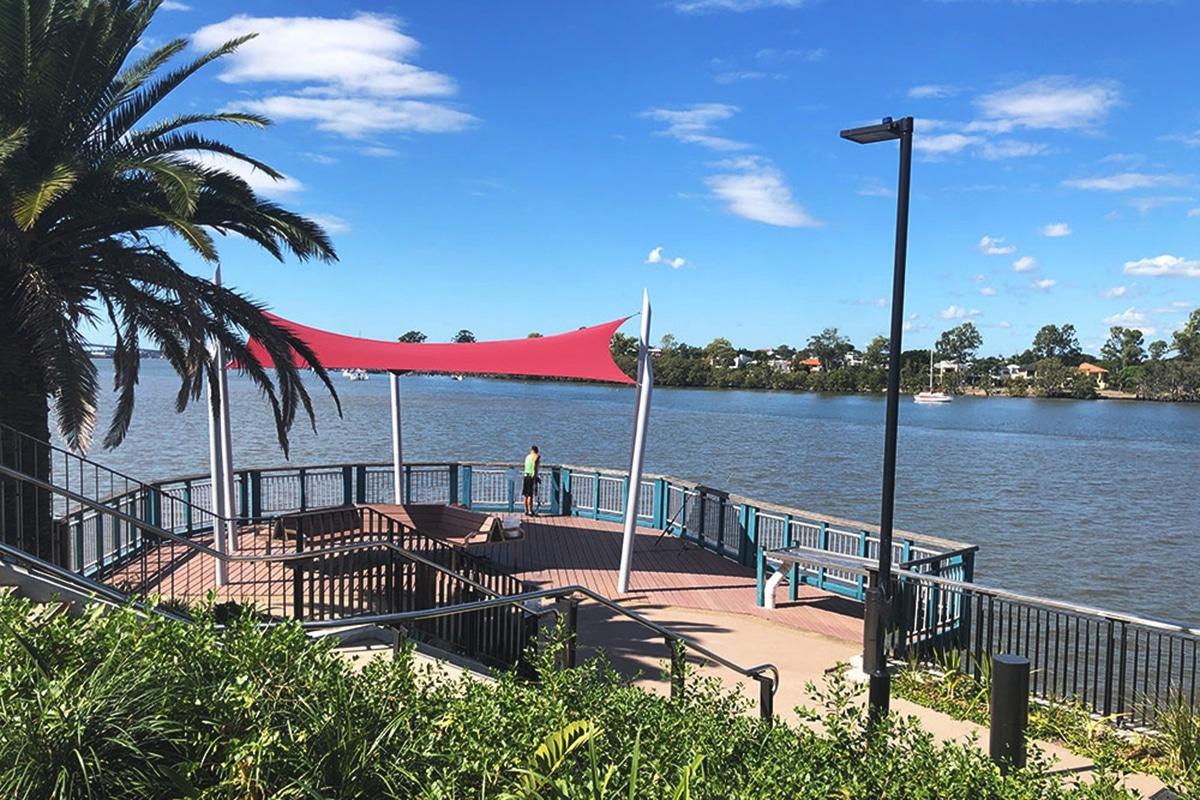 Beste Angelplätze in Brisbane Cameron Rocks Reserve, Hamilton