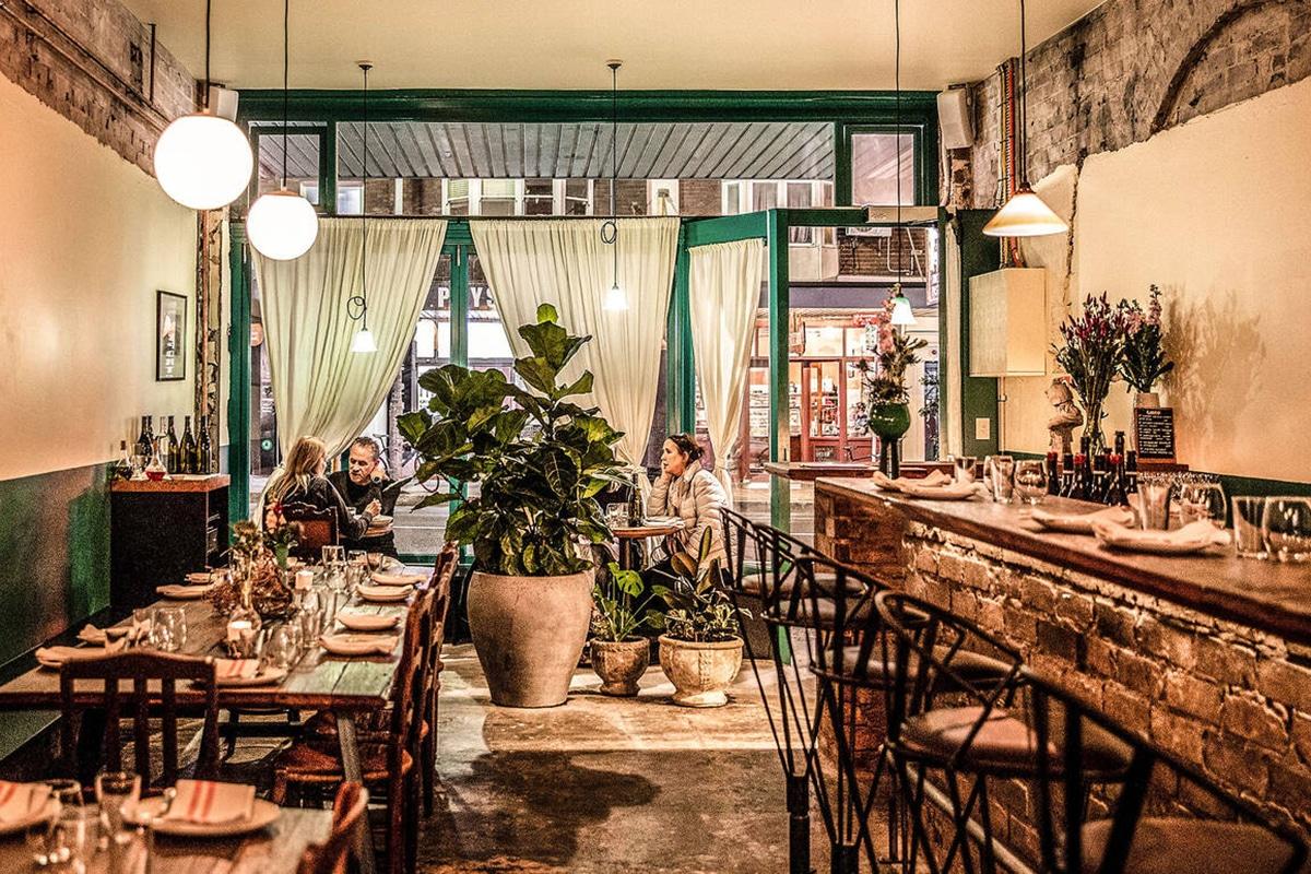 Beste vegane Restaurants in Sydney Peppes Osteria