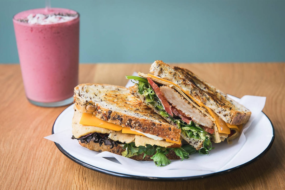 Beste vegane Restaurants in Sydney Shift Eatery