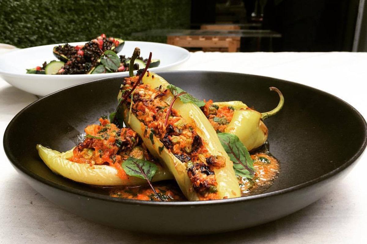 Beste vegane Restaurants in Sydney Yulli's
