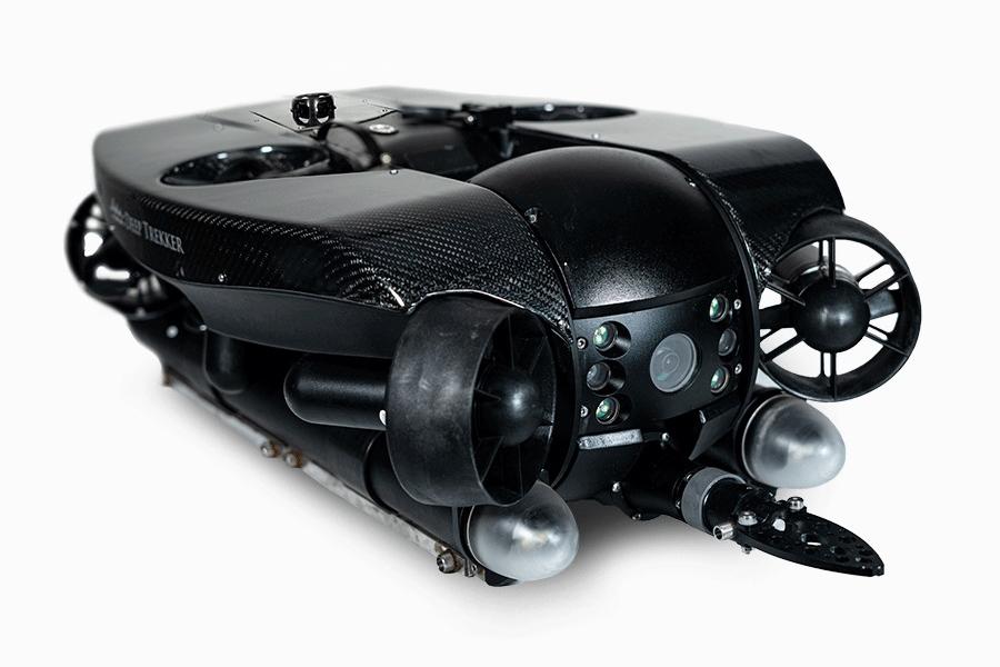 Mit dem neuen NAV-Paket von Deep Trekker können Sie Ihre Drohne unter Wasser verfolgen