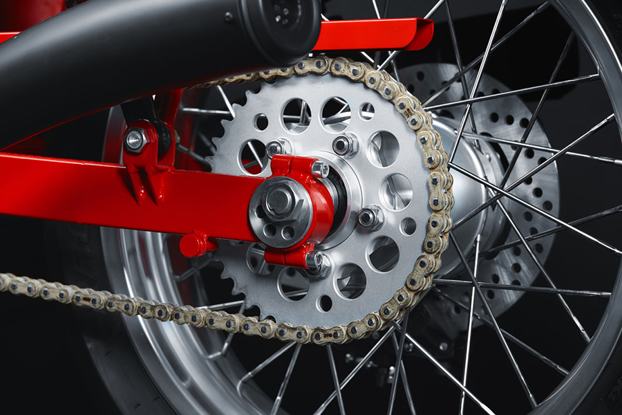 Italia 2020 Fahrradrad