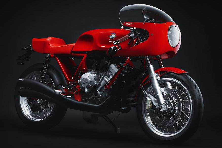 Magnis Legende lebt in Italien weiter 800cc 01/01