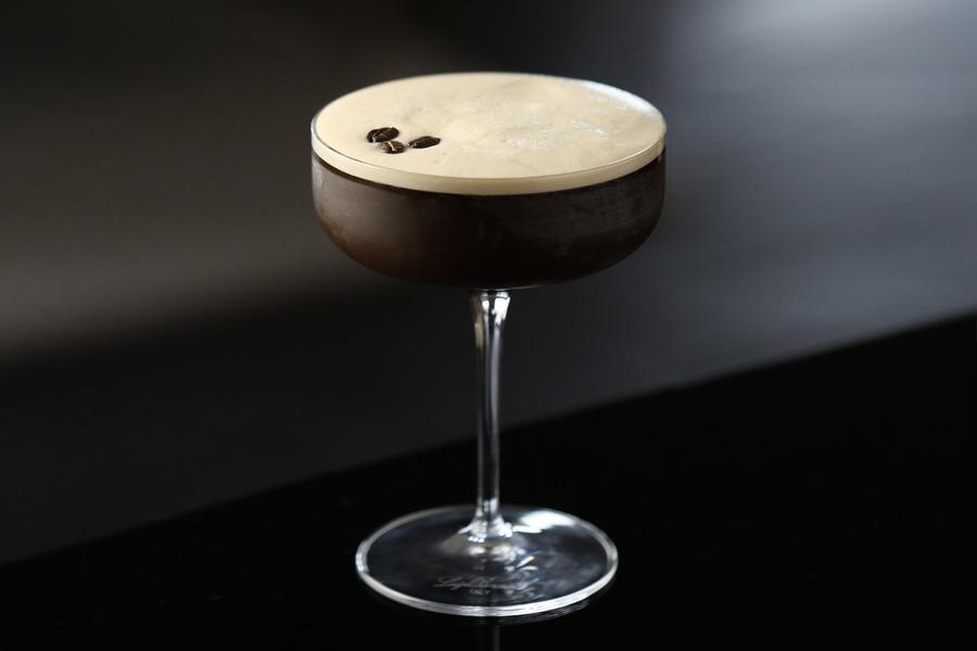 Wie man den perfekten Espresso Martini macht