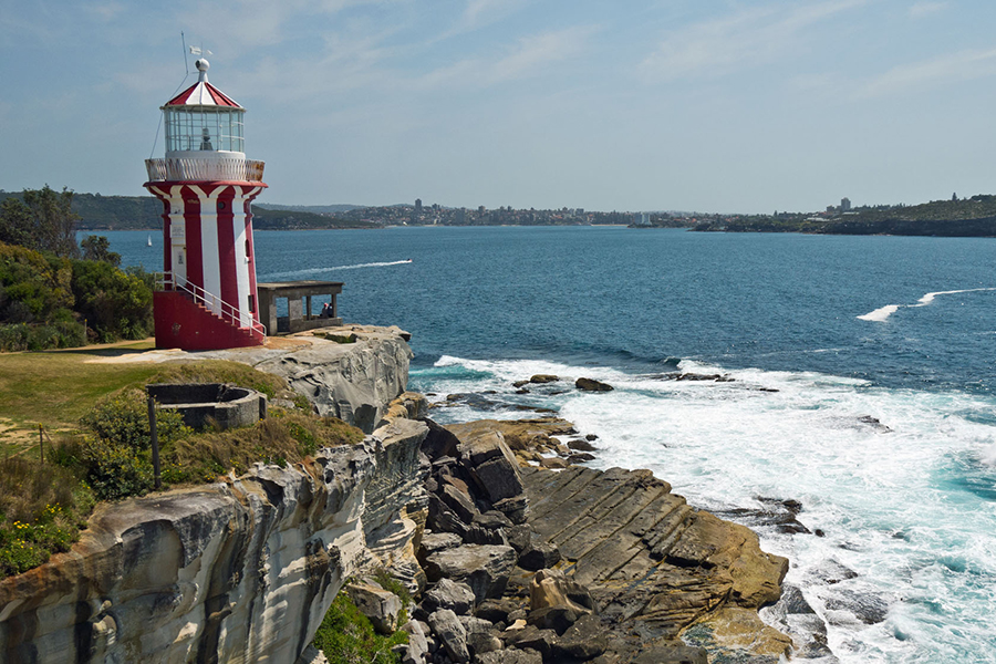 Beste Wanderwege und Wanderwege Sydney South Head Heritage Walk