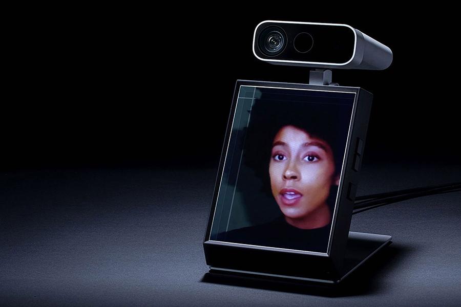 Spiegelporträt Kickstarter