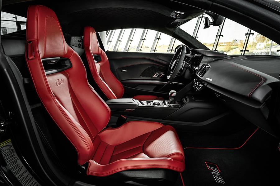 Audi R8 Panther Sitze