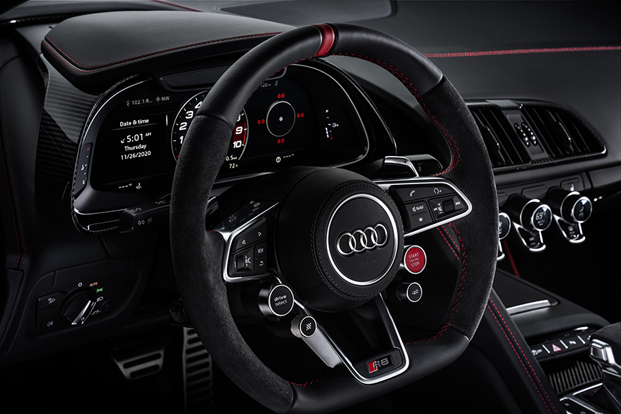 Audi R8 Panther Armaturenbrett