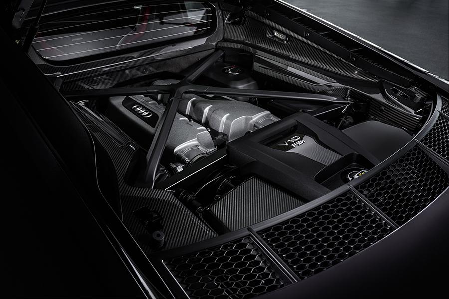 Audi R8 Panther Motor