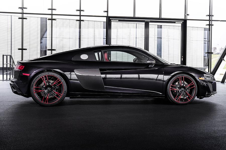 Audi R8 Panther Seite