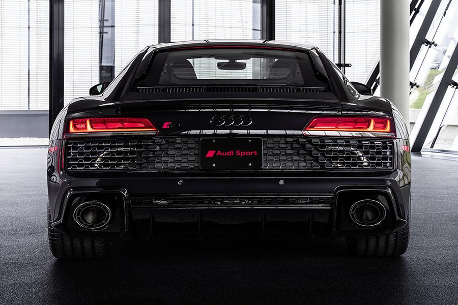 Audi R8 Panther zurück