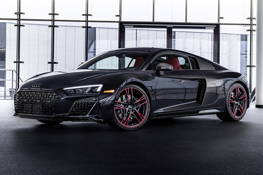 Nur 30 Audi R8 RWD Panther kommen tatsächlich in die USA
