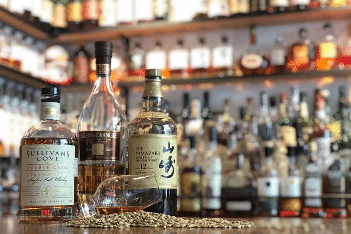 Whisky Den Melbourne