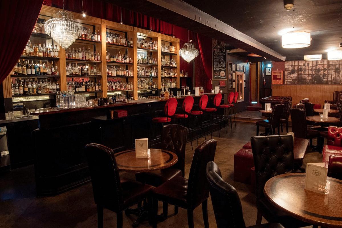 1806 Whisky Bar Melbourne