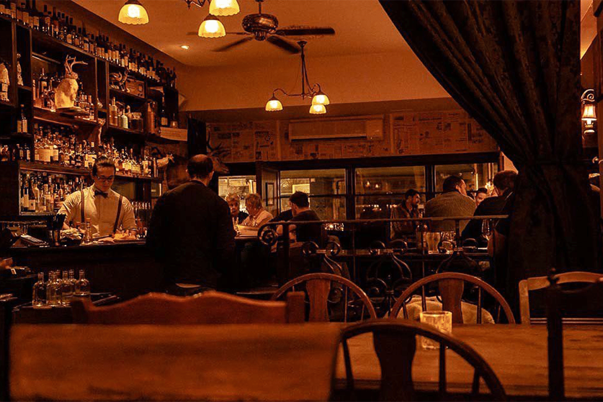 The Woods Cocktail und WhiskyBar