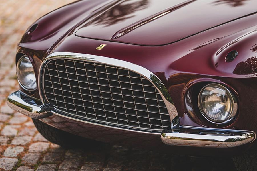 1954 Ferrari 375 America Coupé vorne