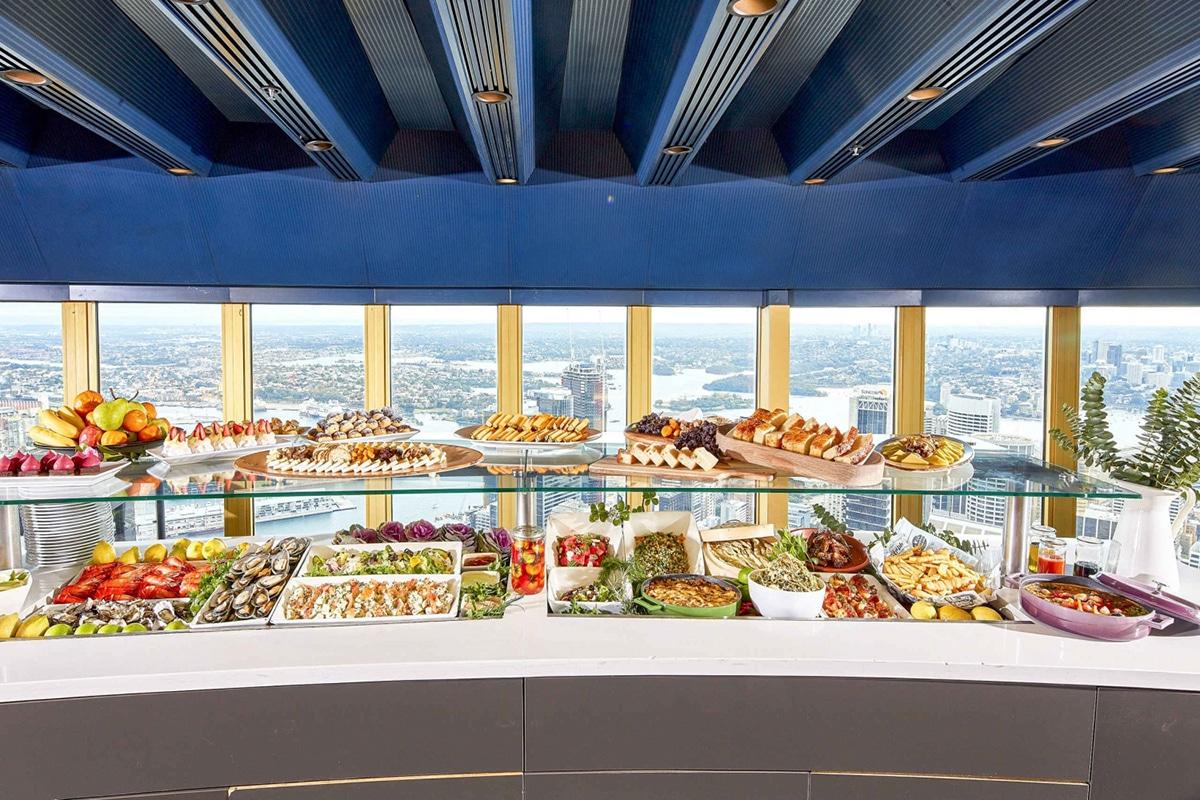 Das Beste, was Sie essen können Restaurants in Sydney Sydney Tower Buffet