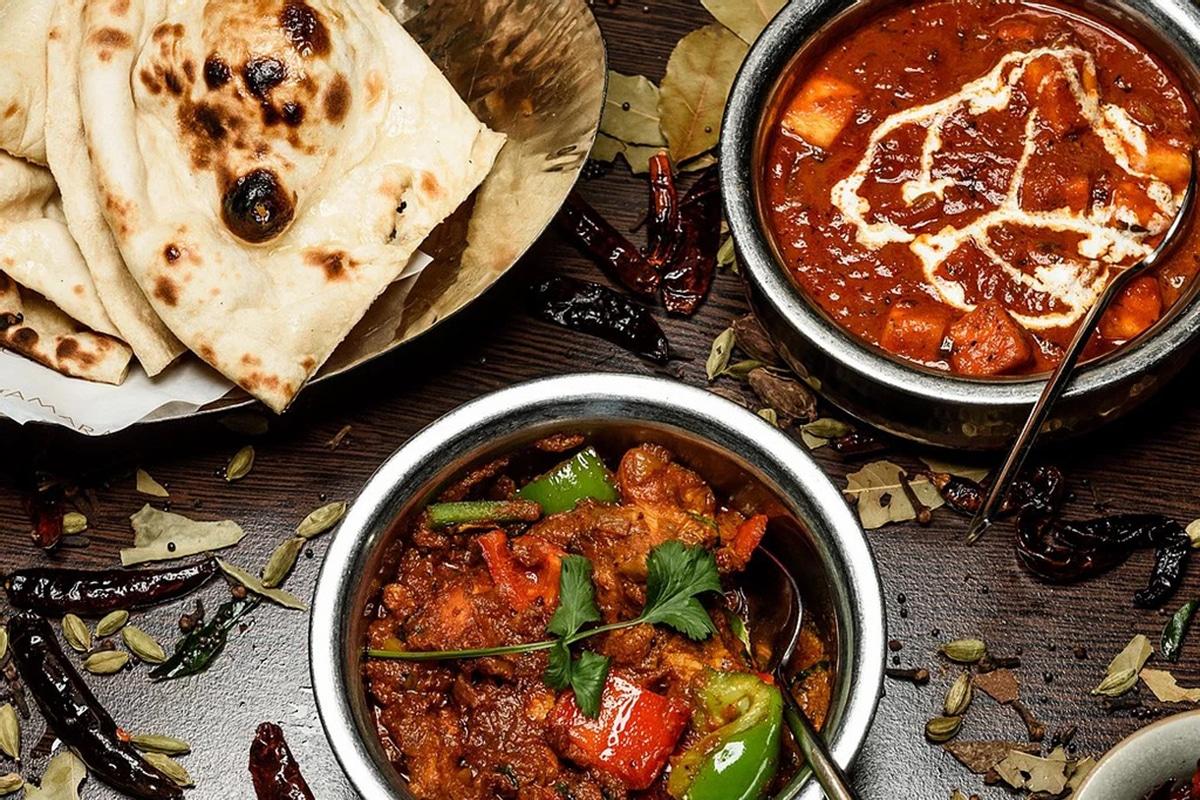 Das Beste, was Sie essen können Restaurants in Sydney Das Colonial India Buffet