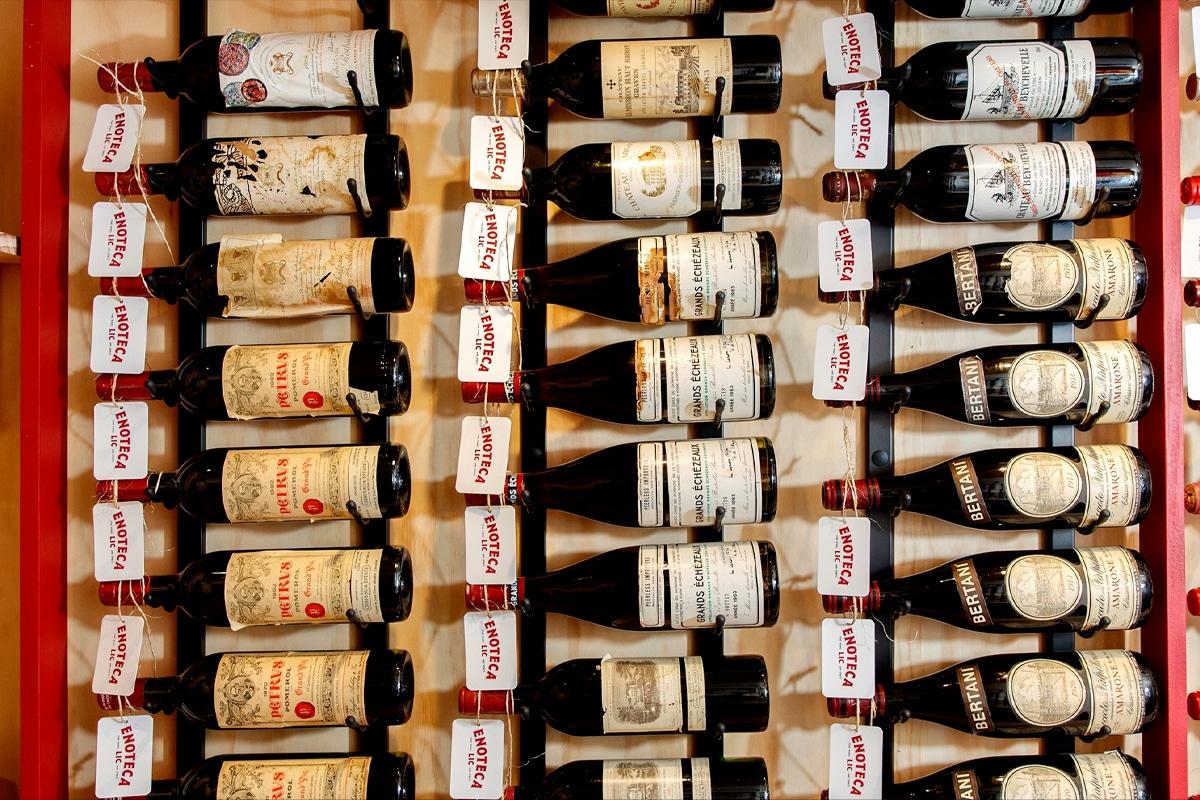 John Gotti Weinsammlung 3