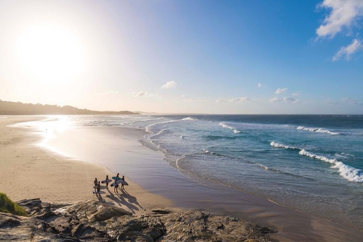 Beste Strände in der Nähe von Brisbane Cylinder Beach