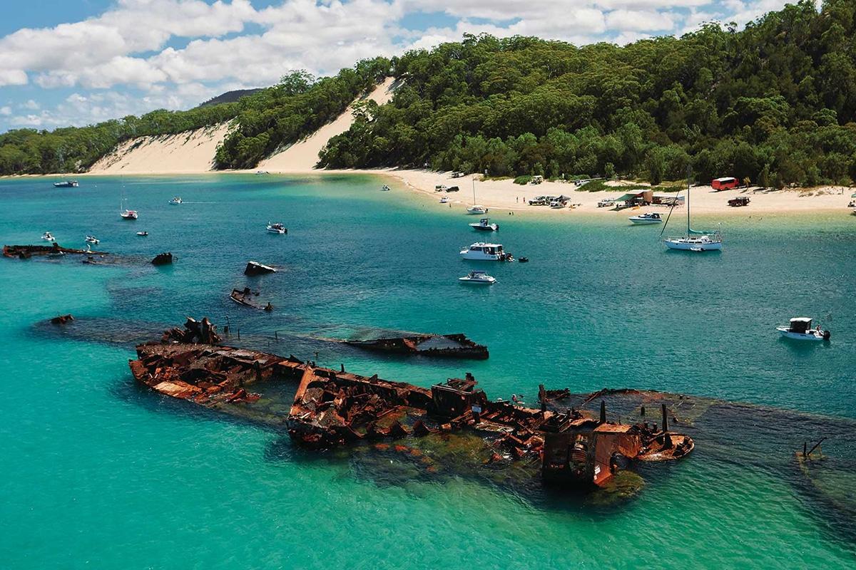 Beste Strände in der Nähe von Brisbane Bulwer Beach