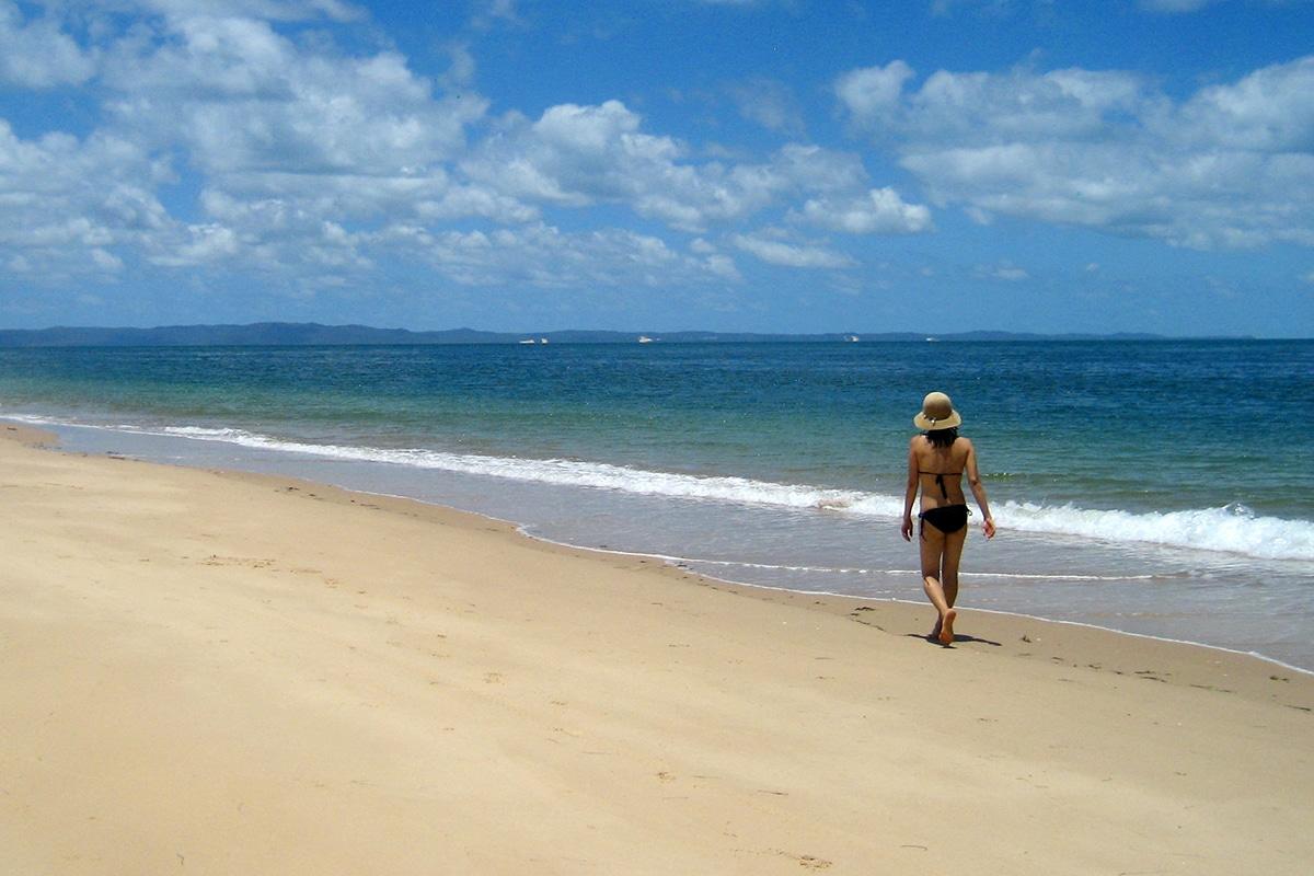 Beste Strände in der Nähe von Brisbane Red Beach