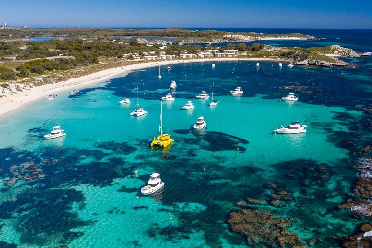 Die besten Strände von Perth, um diesen Sommer Rottnest Island zu besuchen