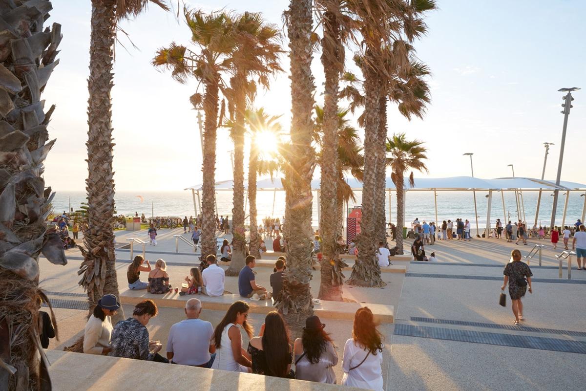 Beste Perth Strände, um diesen Sommer Scarborough Beach zu besuchen