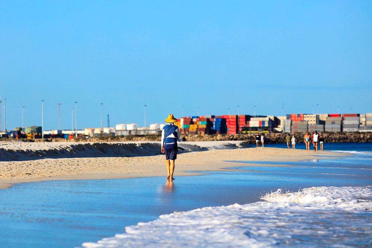 Beste Perth Strände, um diesen Sommer Port Beach zu besuchen
