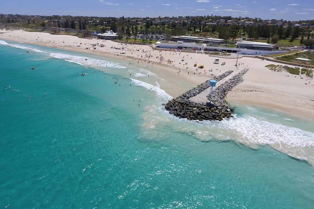 Die besten Strände von Perth, um diesen Summer City Beach zu besuchen