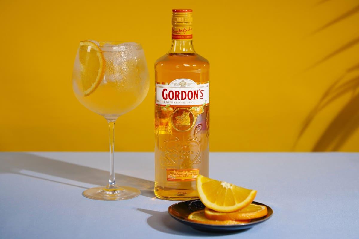 Gordons Orange