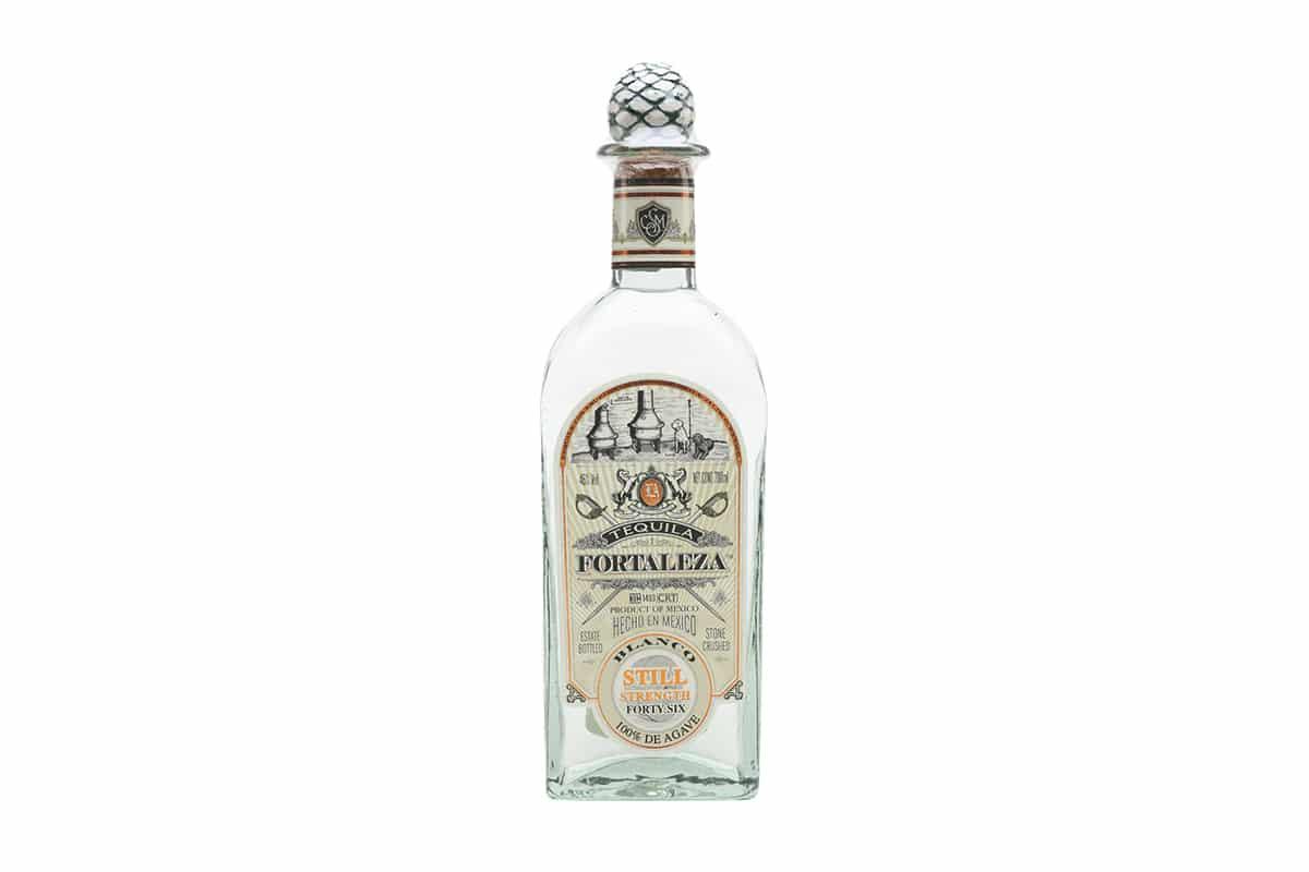 Best Tequilas for a Fun Filled Fiesta Fortaleza Still Strength Blanco