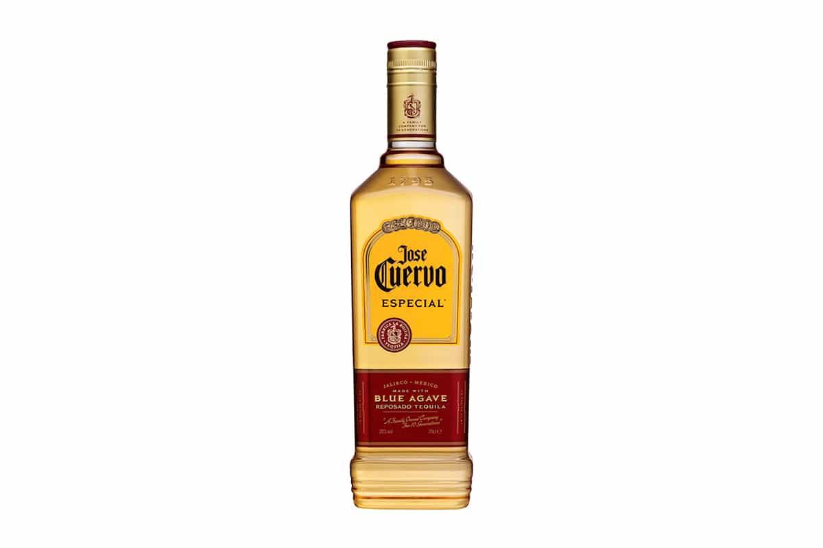 Best Tequilas for a Fun Filled Fiesta Jose Cuervo Especial Reposado