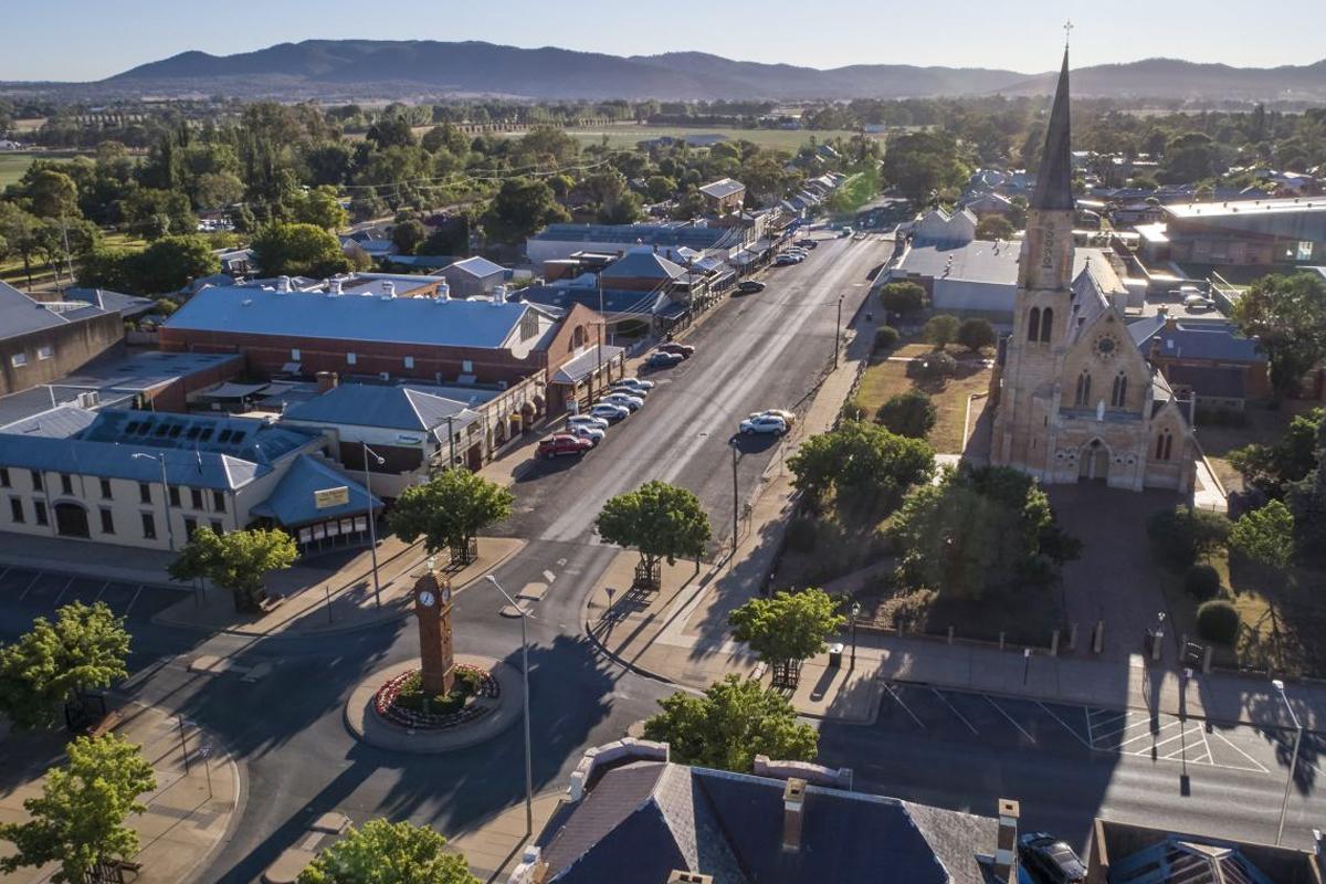 Mudgee - Top australische Reiseziele 2021