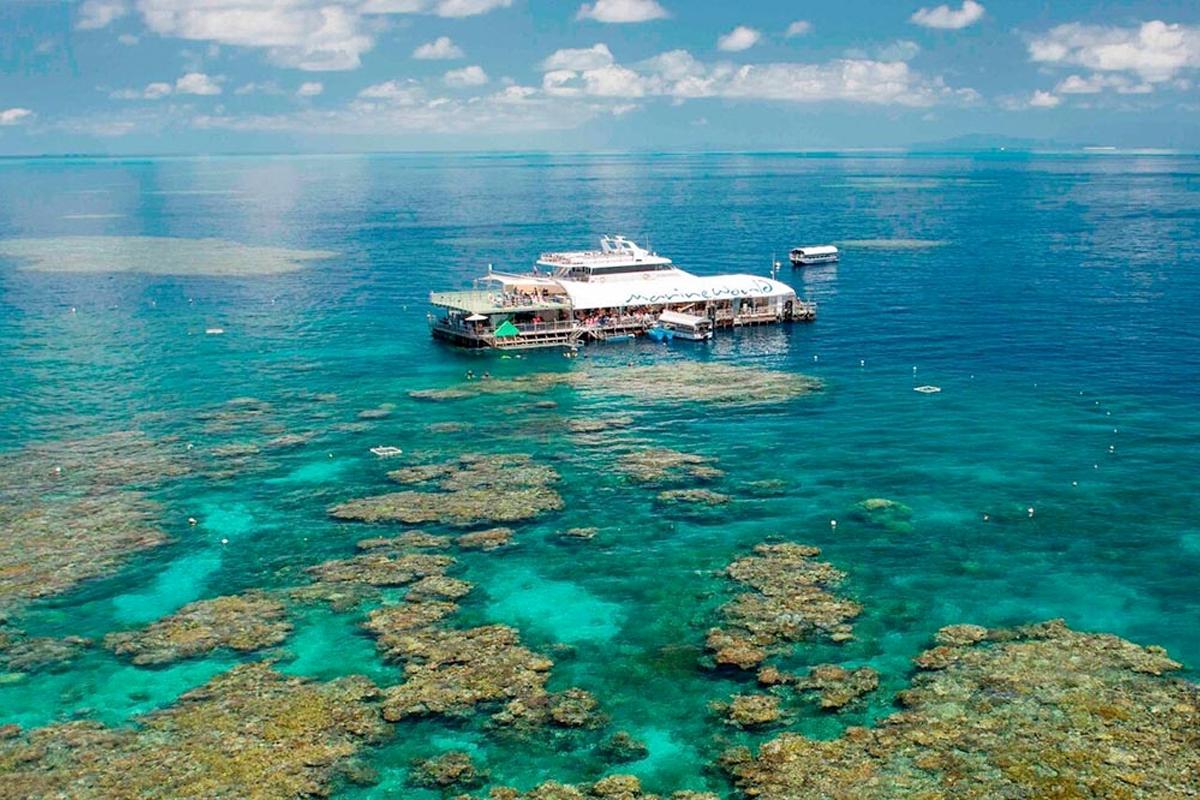 1 Cairns - Top australische Reiseziele 2021