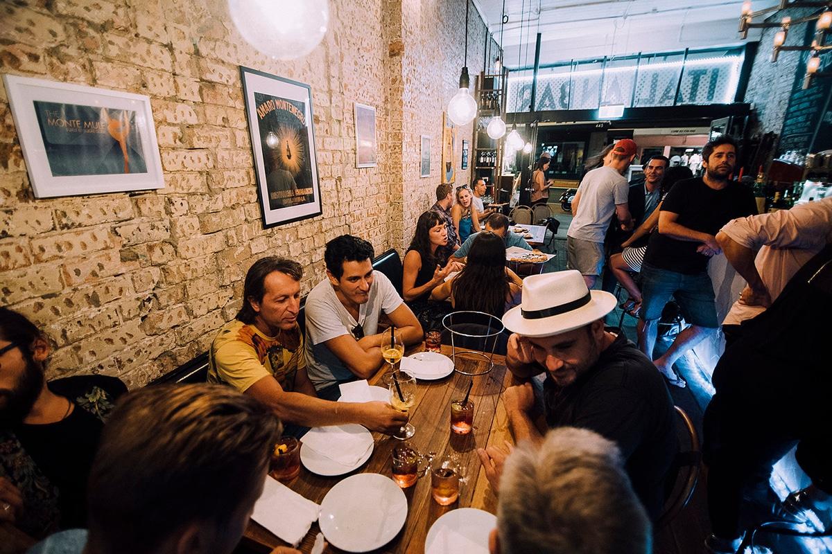 Beste Paddington Bars, um das Nachtleben der italienischen Bar zu erkunden