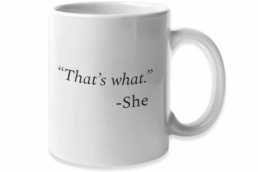 Lustige Kaffeetasse von Finden Sie lustige Geschenkideen